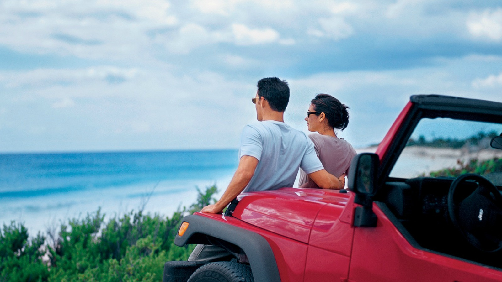 Jeep Rentals in Cancun
