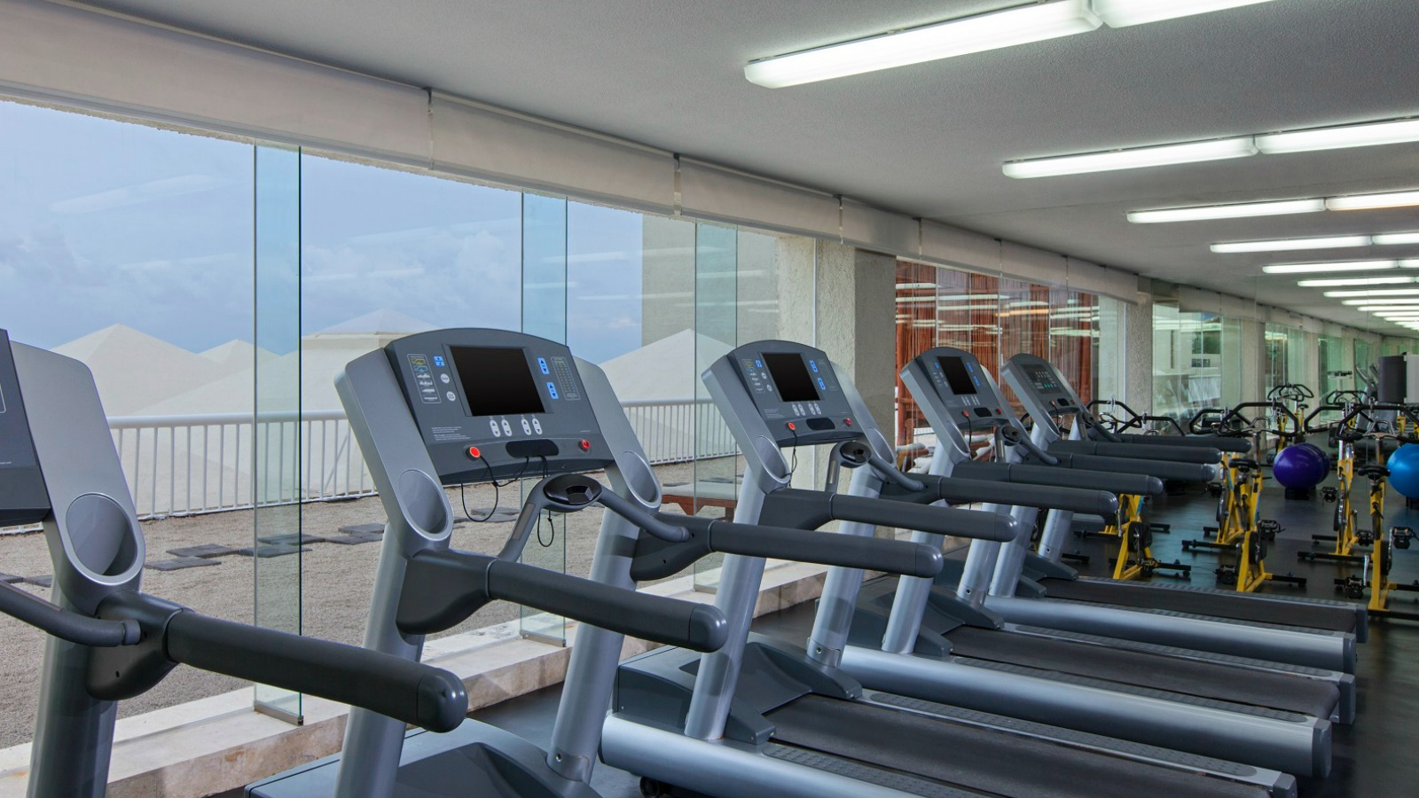 The Westin Cancun Resort & Spa - Fitness Center